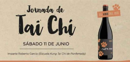 Tai Chi day in Cuatro Pasos