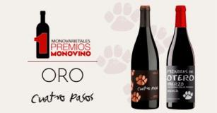 Wine Medal in Mono Vino 2016