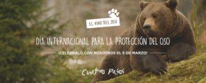 Día Internacional Protección Oso