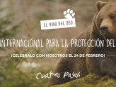 Ven a celebrar el Día Mundial de la protección de los osos.