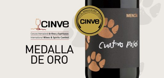 Gold medal for Cuatro Pasos in CINVE