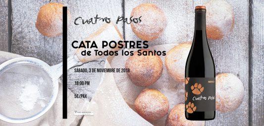 (Español) Conmemoramos el día de Todos los Santos con vino y postres típicos