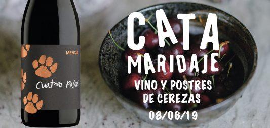 (Español) ¡Combinamos nuestro mencía con postres de uno de los frutos de hueso más apetitosos del verano!