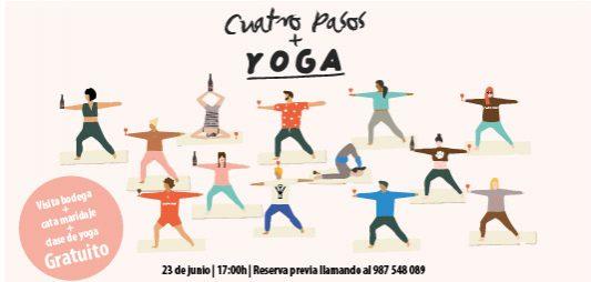 (Español) ¡Celebra el Día Mundial del Yoga con nosotros!