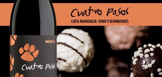 (Español) Vino y bombones para conocer los secretos del Bierzo