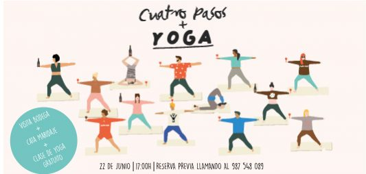 (Español) ¿Celebras el Día Internacional del Yoga con nosotros?